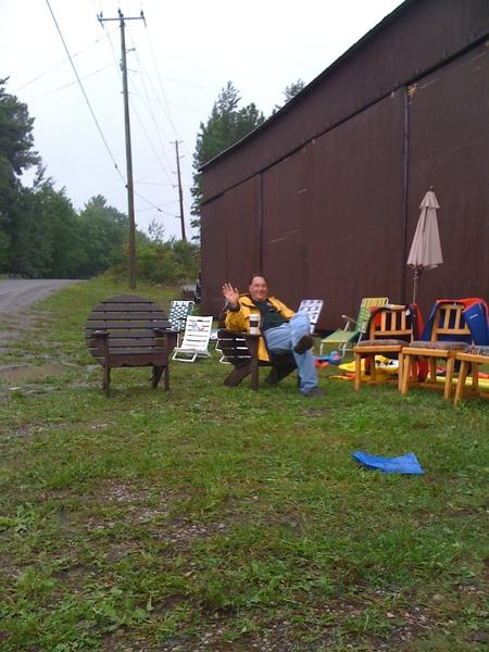 Masons little furniture shop. #desbarats