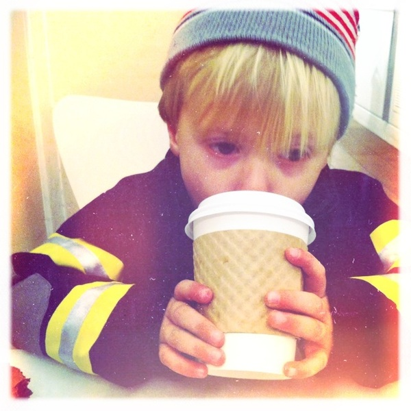Fletcher of the day: Hot Chocolate
