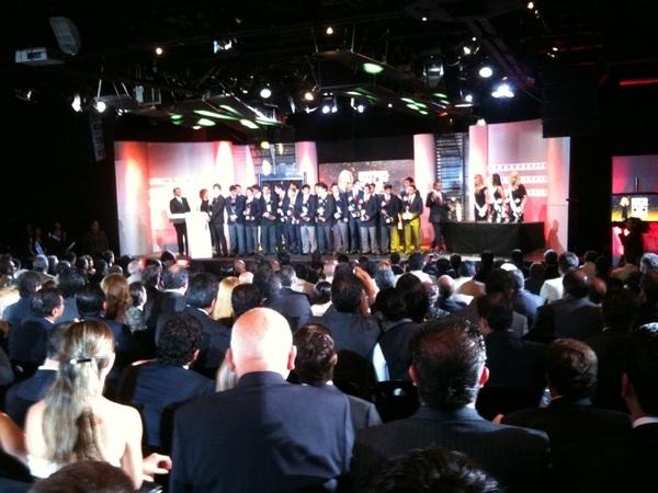 El #TriCampeonMundialSub17 recibe el primer @BalondeOroMX