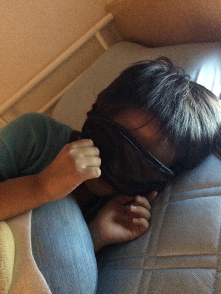 昨日のスヌーズレンよかったから、お部屋を癒しにしてやろかと思ったけど、最近アイマスクして寝てんだったw よう寝れるわ〜私無理(ヾノ・ω・`)ムリムリ by たなか ともこ