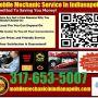 Indianapolis Indiana Mobile Mechanic