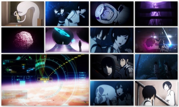 Knights of #Sidonia S2 ep9 collage #anime