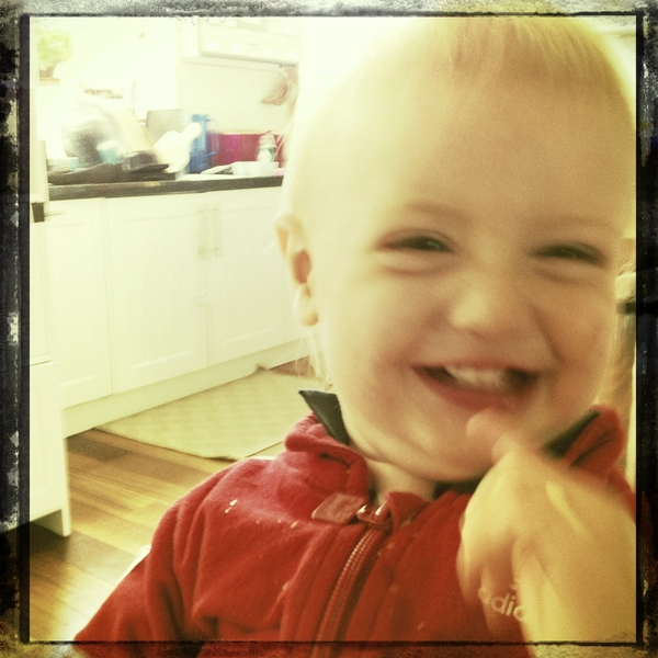 Fletcher of the day: Big Smile