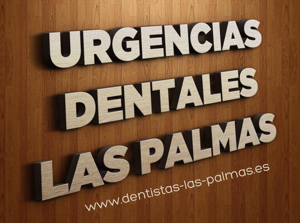 urgencias dentales las palmas