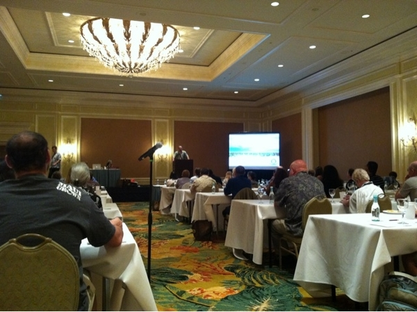 Embarking on the world of wine course at kapalua wine and food festival