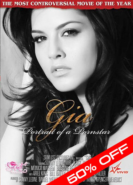 "Weekly Flick, 50% off ""Gia Portrait Of A Pornstar"" from @SunlustPictures w/ @SunnyLeone @misstoriblack @OMGitsLexi http://www.fyretv.com/movies/31223-gia-portrait-of-a-pornstar"