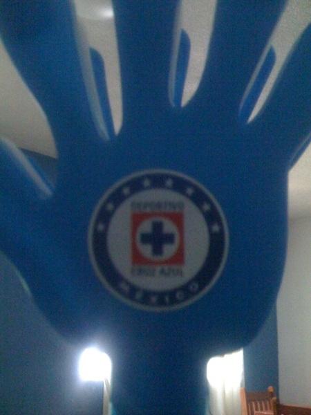 Ya esperando que den las 7 listo para apoyar a @Cruz_Azul #VamosAzul