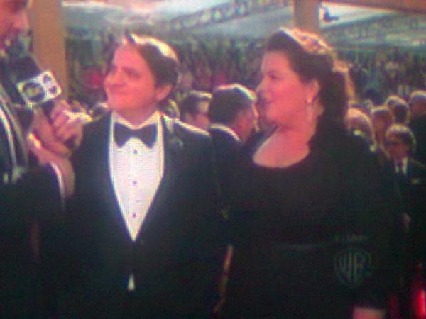 Estela Mccarthy una señora muy guapa tambien #Emmys