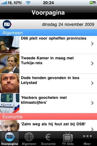 Beetje rare foto bij bericht over dode honden in Lelystad. Nu.nl App