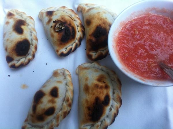 Espacio Dolli: classic, delicious Argentine empanadas from wood-burning oven