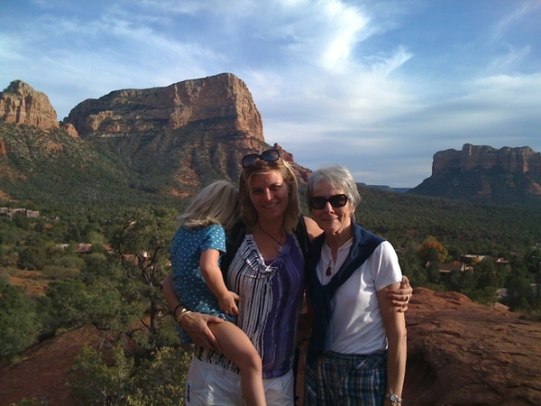 Late afternoon in Sedona