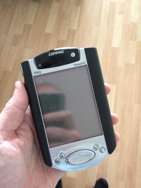 Gekke iPhone :)