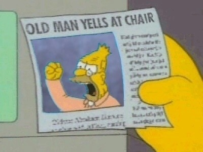 The Simpsons knew it was coming.. #Eastwooding