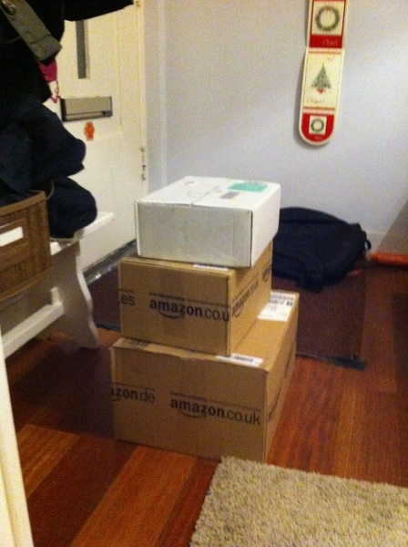 Packages have arrived!