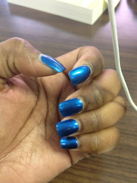 "RT @SEXYSWAGGA1080 ""@StarFish1222: #random I love my nails""/ twitpic"