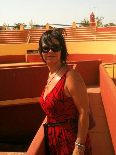 Visitando la Dehesa Maja Vieja la finca del amigo Espartaco