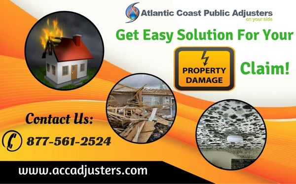 Leading Water Damage Calim Experts in Miami