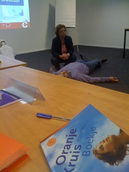 First aid course for mountain safety