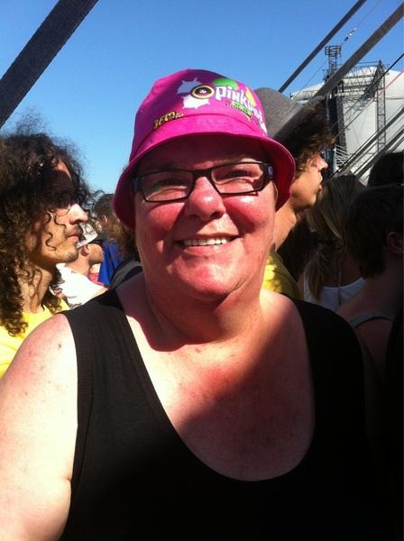 Moeders heeft het naar dr zin! #Pinkpop