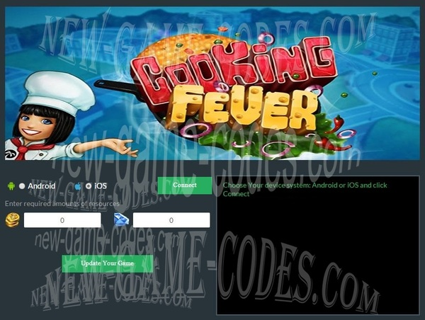 cooking fever hack ios apk