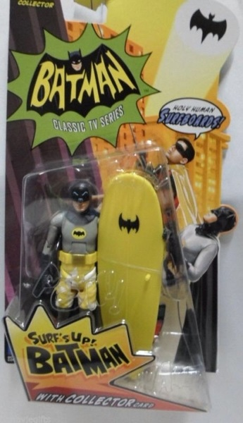 @stephenfry He's cute, but I reckon my surfing Adam West could take him in an action figure punch up
