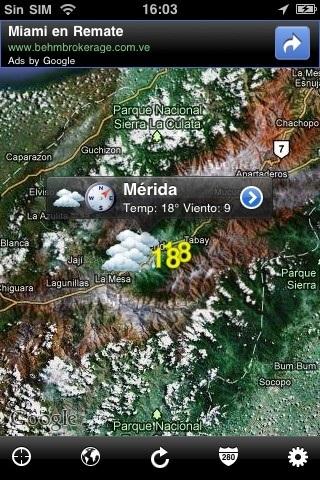 """ahí va..;-) """"@linkathes: @Fabi_Rapalino no tendrás la temperatura o condiciones metereologicas de merida?"""""""