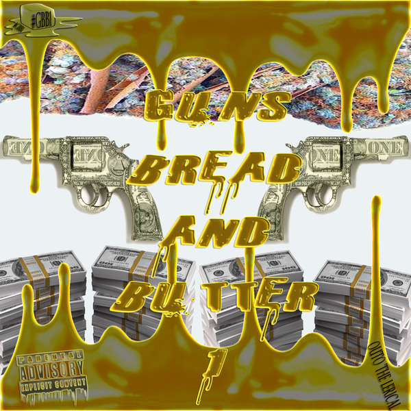 Guns Bread and Butter 1 • cover art