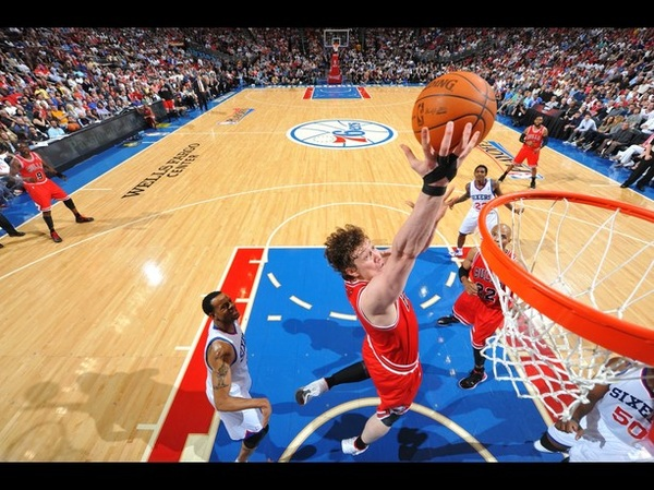 NBA Betting on Chicago Without Rose