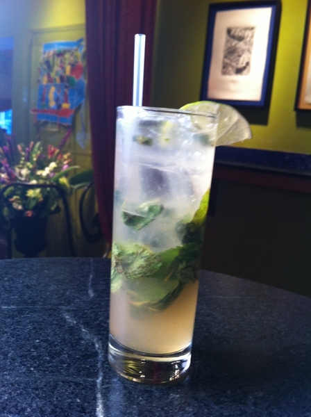 New drink menu@Frontera/Topolo starts 2nite. Gr8 hard cider mojito (pic)&Flor Morada (Koval millet,bl currant)