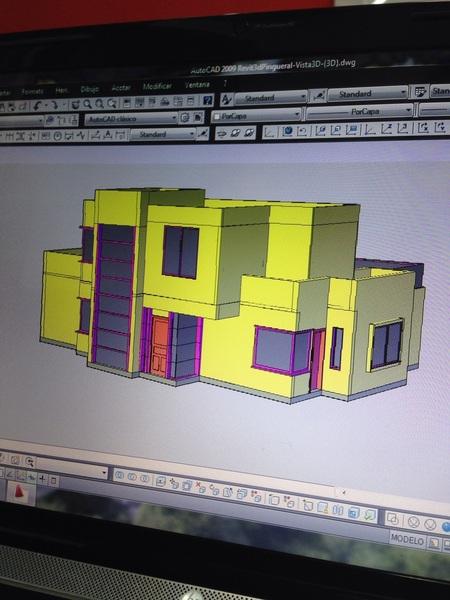 #Adelanto #Diseño #Vivienda #Pingueral #Tolrarq #Arquitectura #Construccion