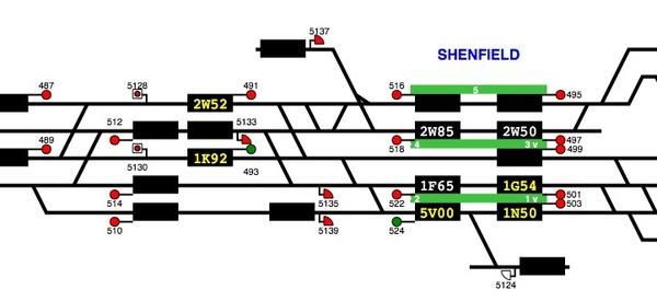 GEML Messy at Shenfield