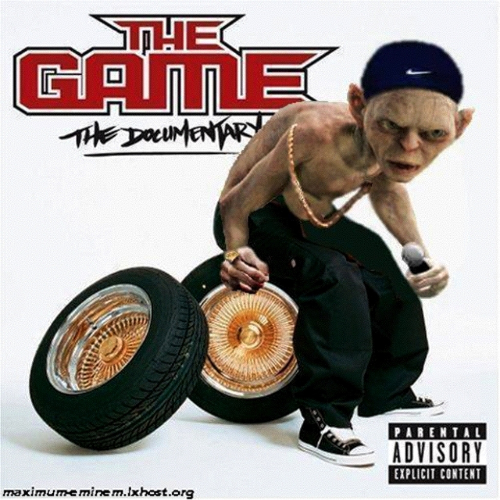 The game the documentary back cover