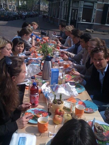 Abundancy! #lunchsbl