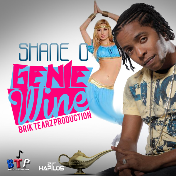 SHANE O - GEENIE WINE - SINGLE - BRIK TEARZ PRODUCTIONS #ITUNES 10/1/13 @Brik_Tearz