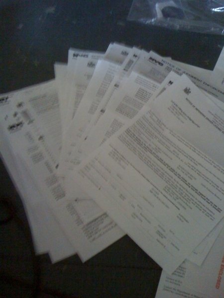 My best friend to death but how on earth do you FORGET  give me no less than 30 notices from the DMV!! Smh