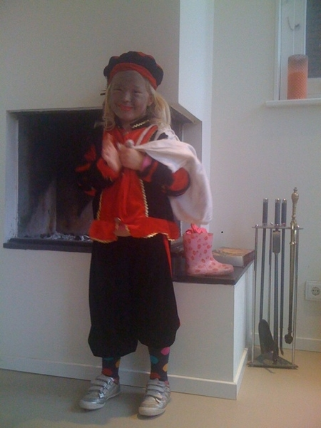 Ready to welcome Sinterklaas!