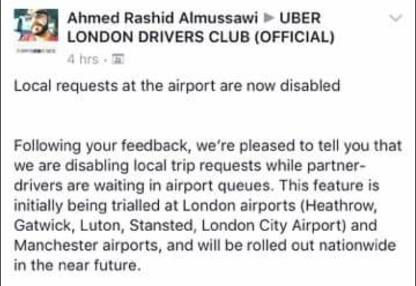 You'd be thinking,  'you couldn't make this crap up'  Well @TfLTPH and  @MayorofLondon have done just that