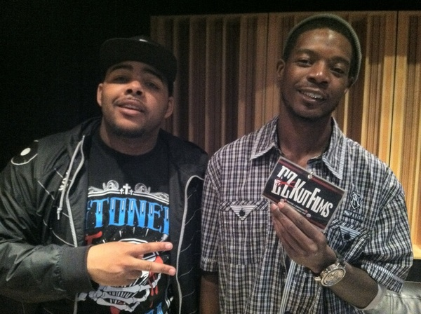 @Lsspade #CEO of @Ezkutfilms and  @LoveRance @ #CircleHouseStudio