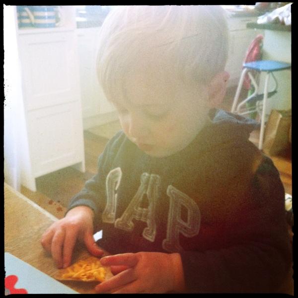 Fletcher of the day: nacho