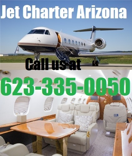 Private Plane Jet Charter Flight Service To Phoenix