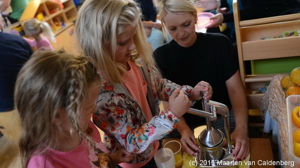 Op @kctven #rosmalen organiseerde @Kanteel vandaag een #zomerfeest