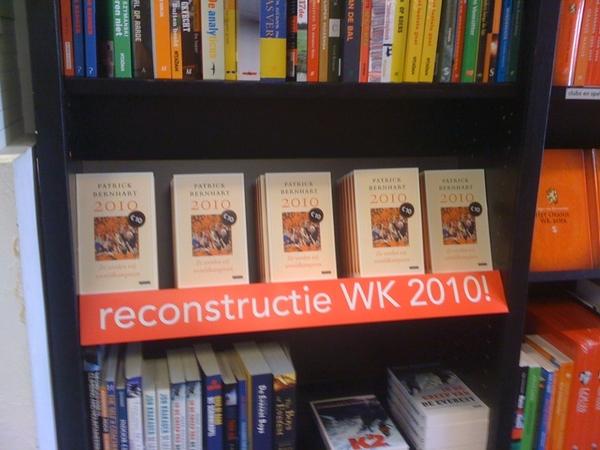 Scheltema gaat goed. Lees dit boek. #wk2010