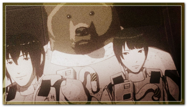 Knights of #Sidonia S2 ep9 blog pic A #anime