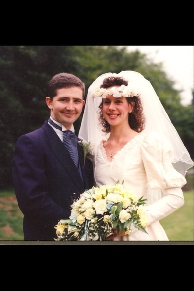 "Think you're having a bad day? 20 years ago today she said ""I do"" Poor woman been suffering ever since. #PrayForMrsJol!"