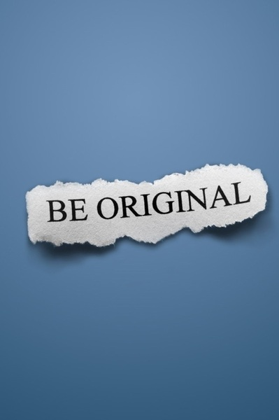 Trust yourself. Think 4 yourself. Act 4 yourself. Speak 4 yourself. Be yourself. Imitation is suicide ~ Marva Collins