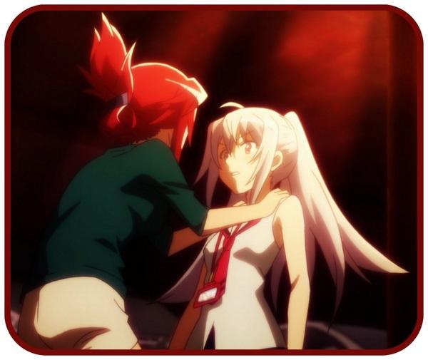 #PlasticMemories ep10 blog pics A & B #anime
