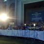 In Buc, la Universitate: 'refuz, rezist, sunt anticomunist!' #pman