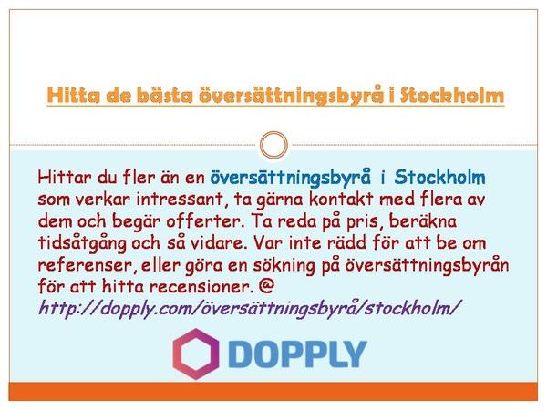 hitta tjeck brunett i Stockholm