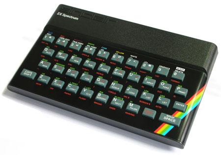 Got my first computer. Sinclaire\\\'s ZX Spectrum. #firstcomputer http://prbt.nl/2C4BEB0E
