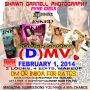 @MrShawn_Darnell: BOOK ASAP!!! (D)MV MODELS LETS GET IT!!! FEBRUARY 1st I'LL BE DOING SHOOTS LIMITED BOOKINGS READ Flyer